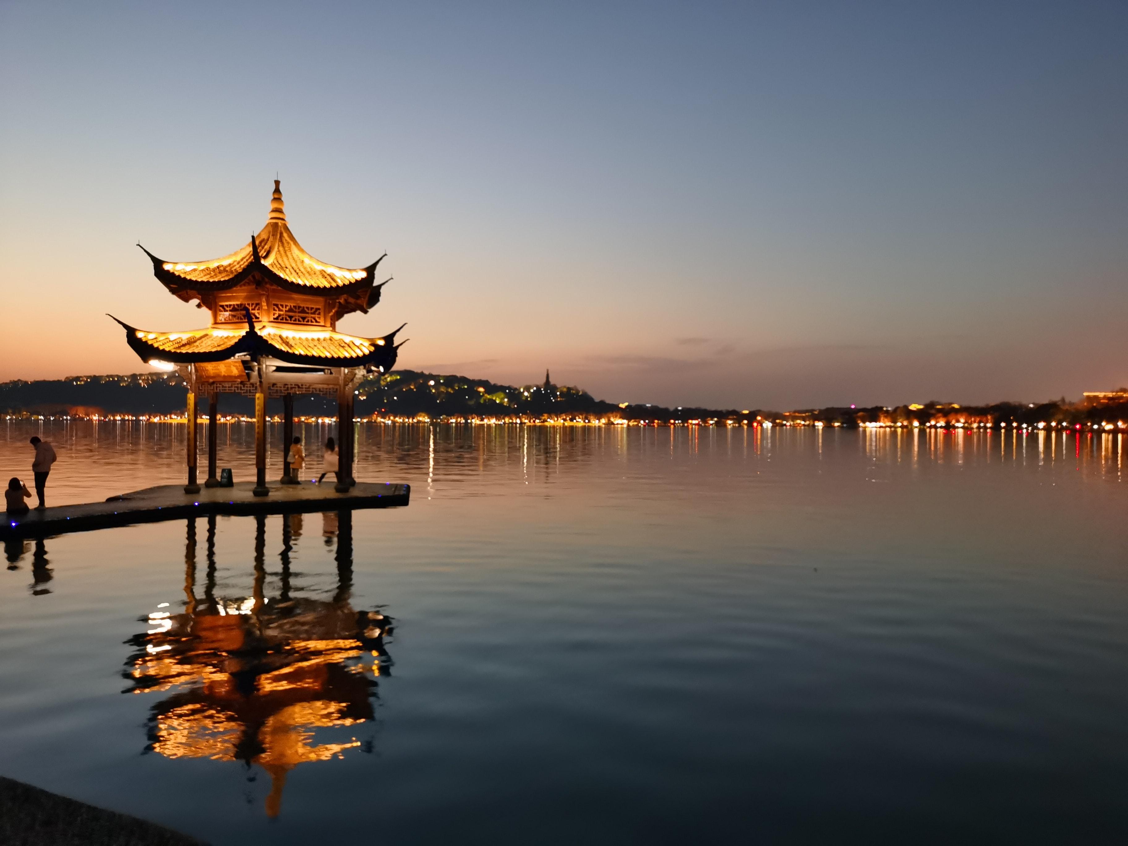 Jixian Pavilion, Hangzhou